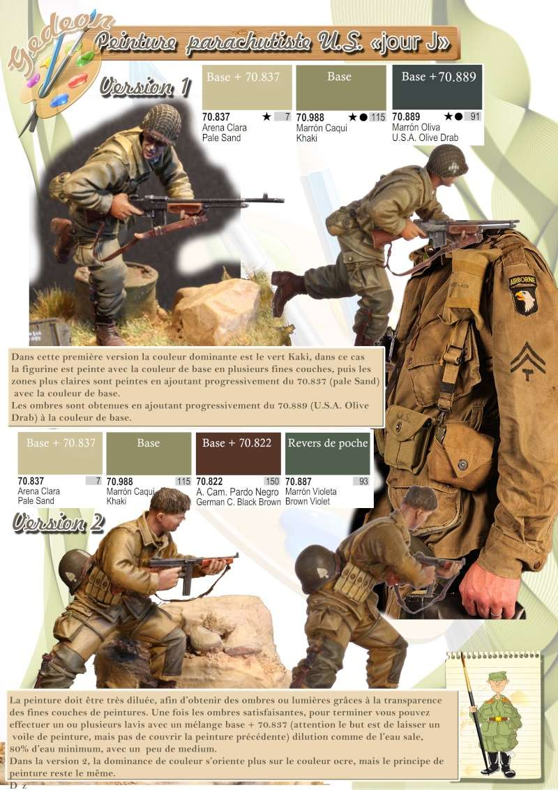 101 St Airborne Division on rest, WWII - Page 3 Page_117