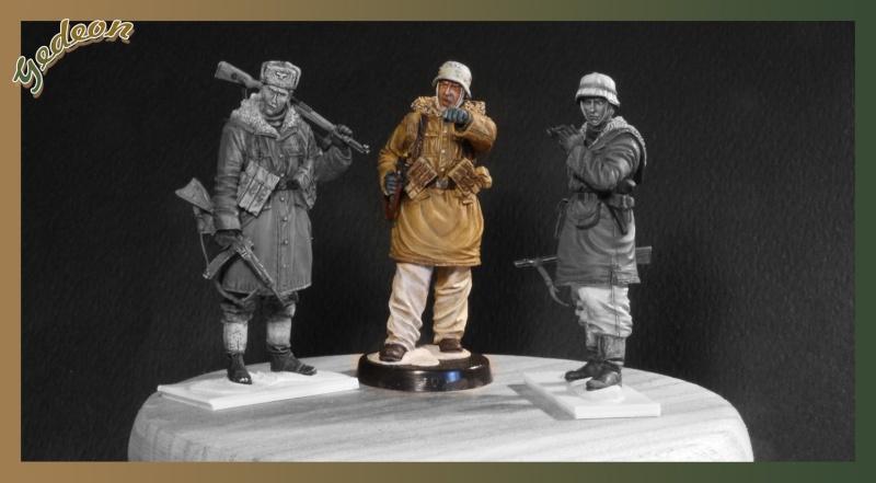 « Là-bas » 7ème figurines 1/35ème Soldat11