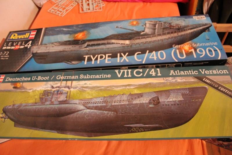[revell] U-Boot typ VII C/41       au 1/72° Thumb_47
