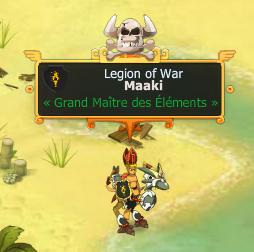 Candidature Legion Of War Maaki10