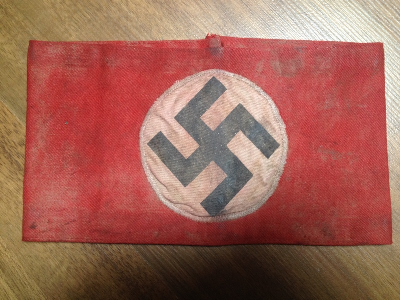 BRASSARD NSDAP Img_4013