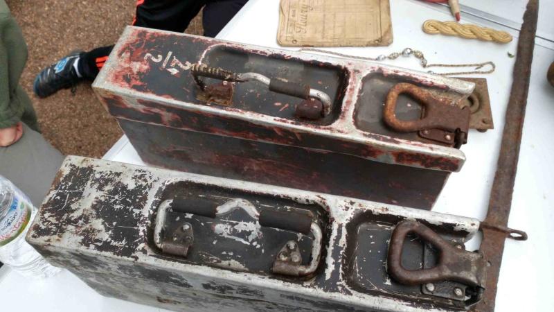 URGENT ! BESOIN D'UN AVIS pour ces deux caisses de munition de MG42 ! svp Img_4130