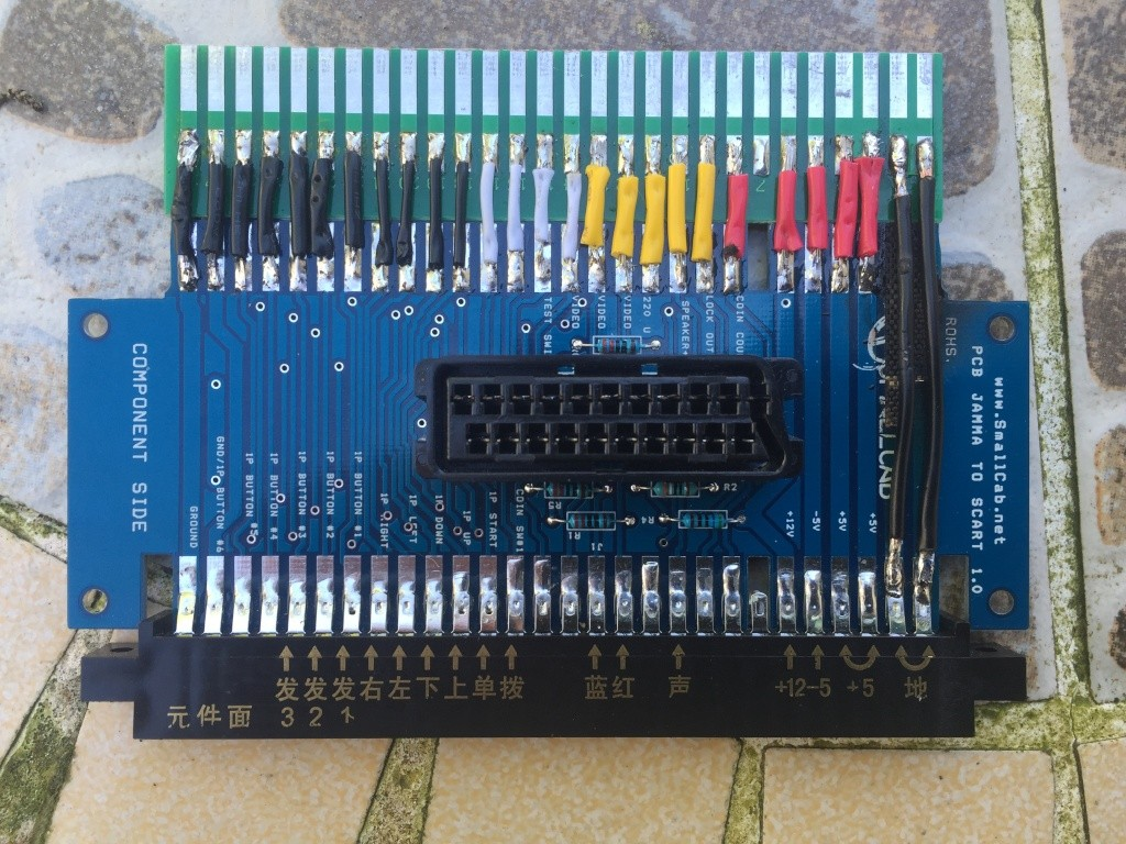 [RÉSOLU] Carte STM32 / port USB arraché Img_0226