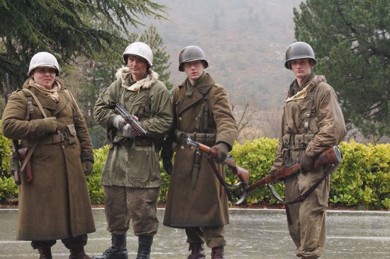 Tournage long-métrage WINTER WAR, février 2016 12782110