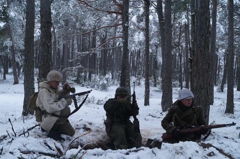 Tournage long-métrage WINTER WAR, février 2016 12784210