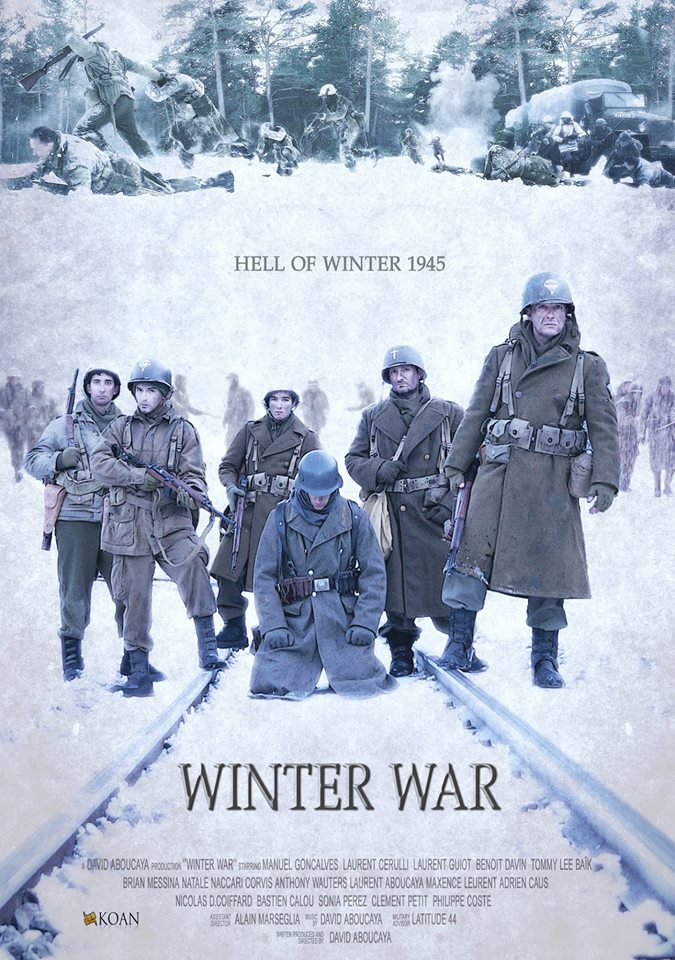 Tournage long-métrage WINTER WAR, février 2016 12805910