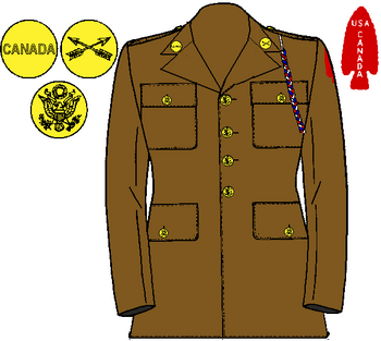 [TENUE] 1st Special Service Force, Alpes-Maritimes, août-novembre 1944 1ssfun10