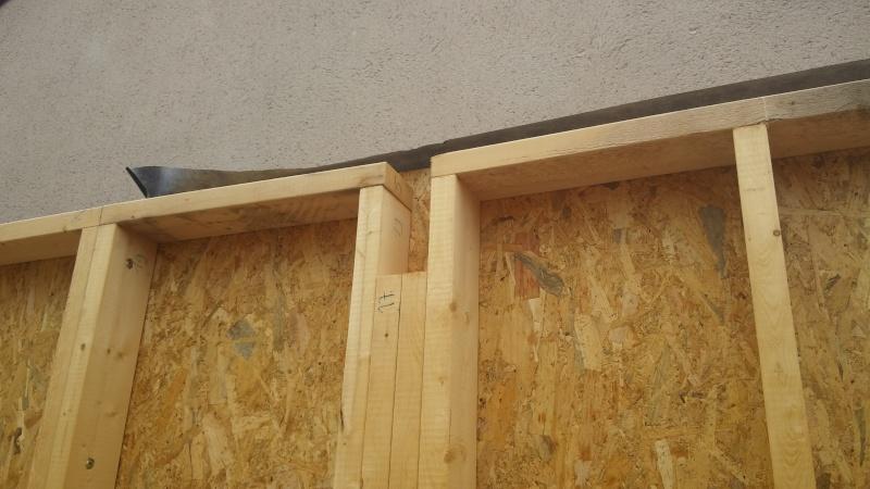 Construction d'un atelier en ossature bois ! - Le Bardage ! - Page 3 110