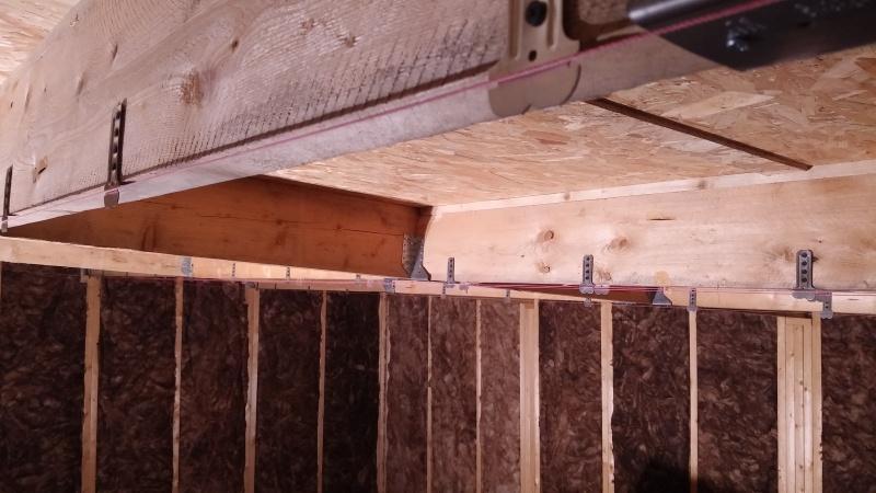 Construction d'un atelier en ossature bois ! - Le Bardage ! - Page 4 113