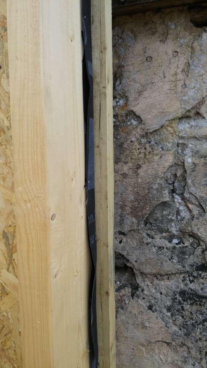Construction d'un atelier en ossature bois ! - Le Bardage ! - Page 2 20160412