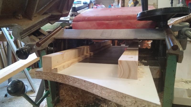 Construction d'un atelier en ossature bois ! - Le Bardage ! - Page 3 20160425