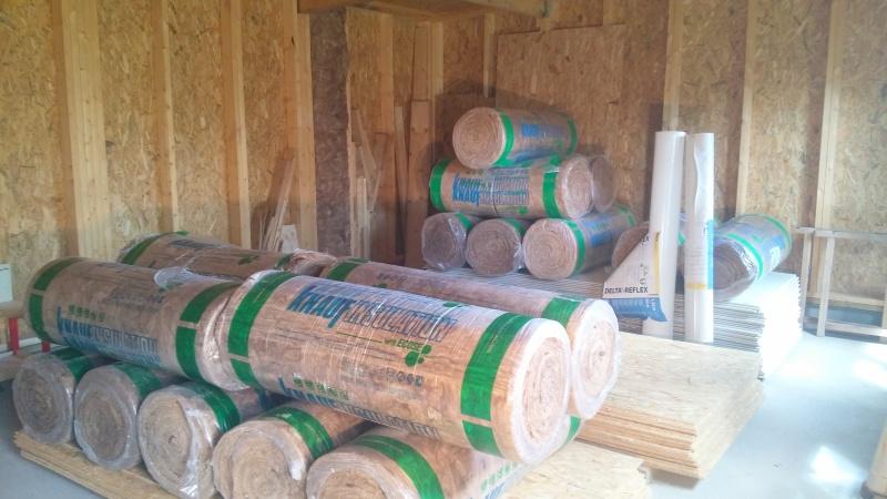 Construction d'un atelier en ossature bois ! - Le Bardage ! - Page 3 20160511