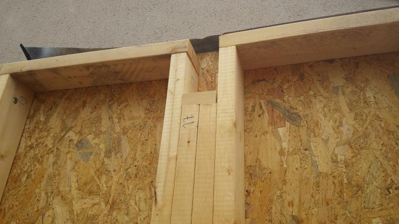Construction d'un atelier en ossature bois ! - Le Bardage ! - Page 3 210