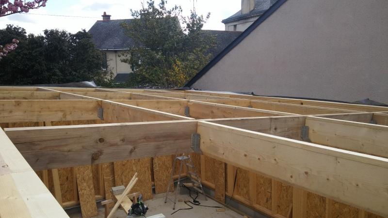 Construction d'un atelier en ossature bois ! - Le Bardage ! - Page 3 211