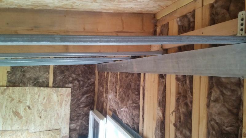 Construction d'un atelier en ossature bois ! - Le Bardage ! - Page 4 313