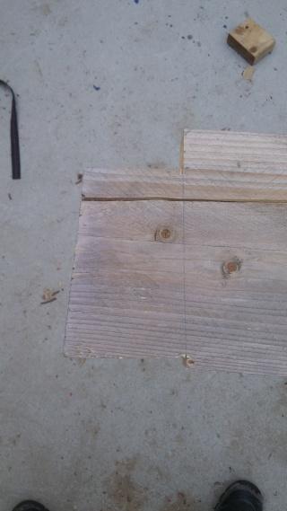 Construction d'un atelier en ossature bois ! - Le Bardage ! - Page 3 412