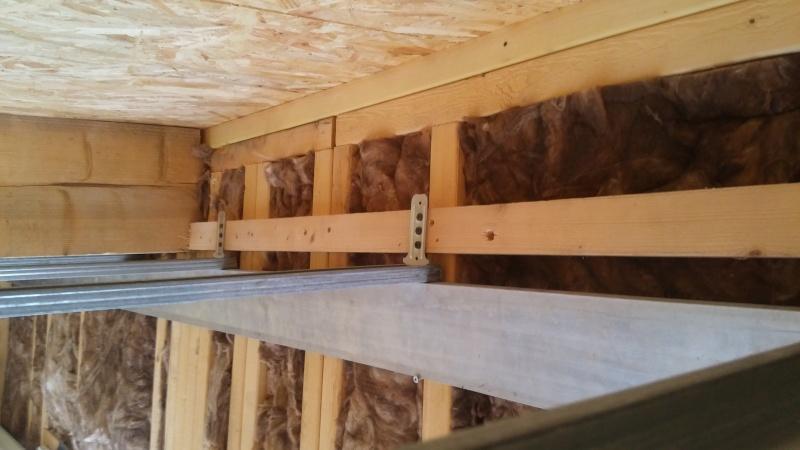 Construction d'un atelier en ossature bois ! - Le Bardage ! - Page 4 415