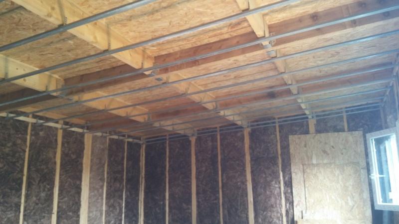Construction d'un atelier en ossature bois ! - Le Bardage ! - Page 4 516