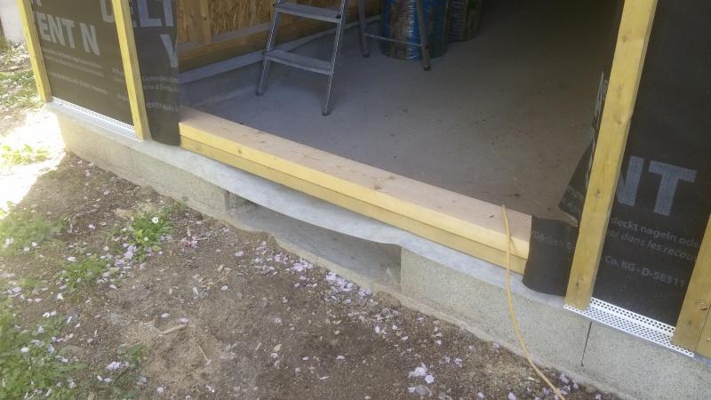 Construction d'un atelier en ossature bois ! - Le Bardage ! - Page 3 912
