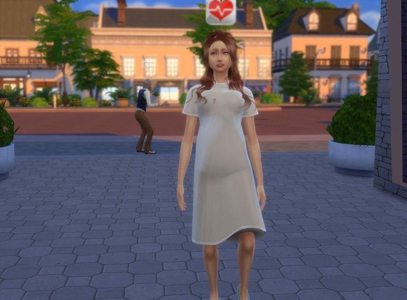 [Abandon]La Non-histoire de Vanessa Baby - 100 bébés challenge 20-04-22
