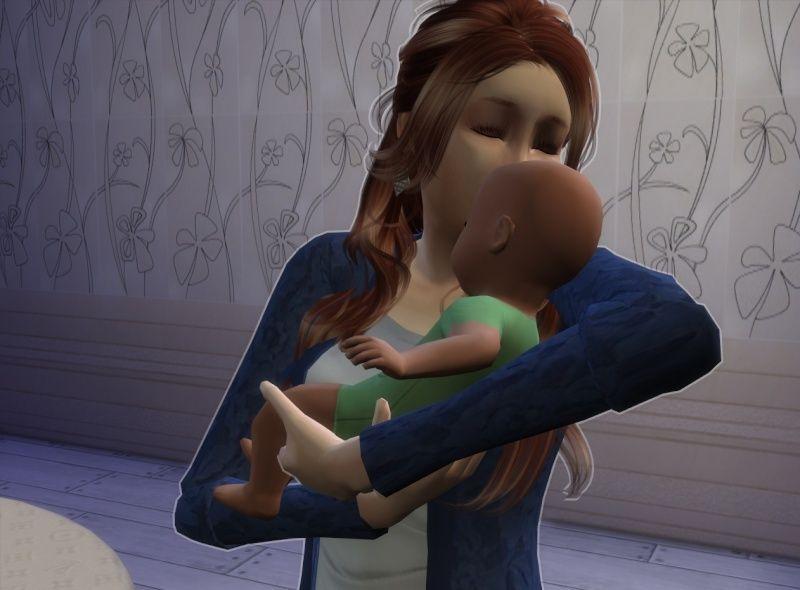[Abandon]La Non-histoire de Vanessa Baby - 100 bébés challenge 20-04-25