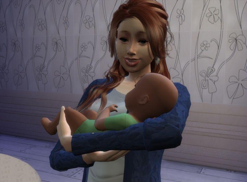 [Abandon]La Non-histoire de Vanessa Baby - 100 bébés challenge 20-04-26