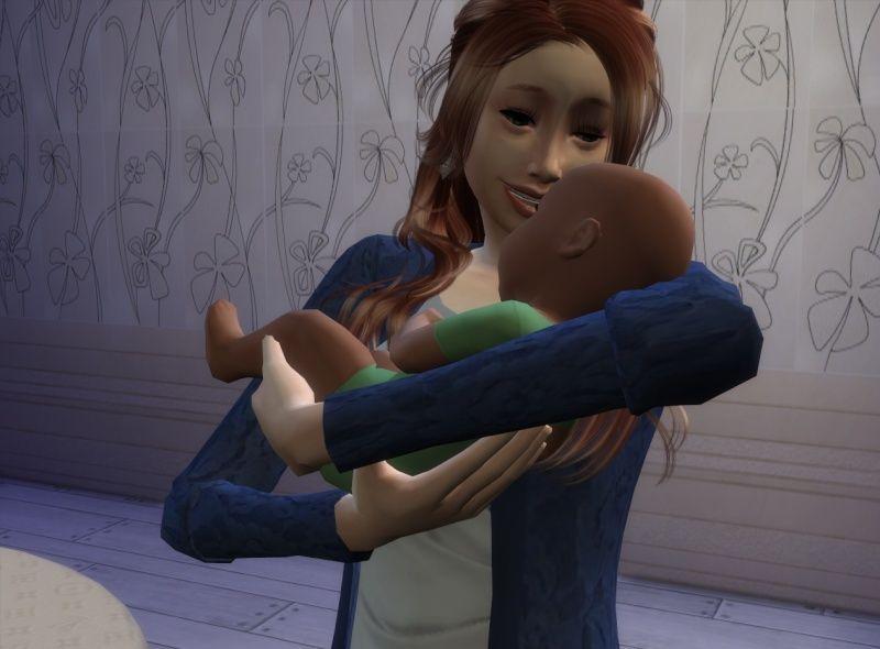 [Abandon]La Non-histoire de Vanessa Baby - 100 bébés challenge 20-04-29