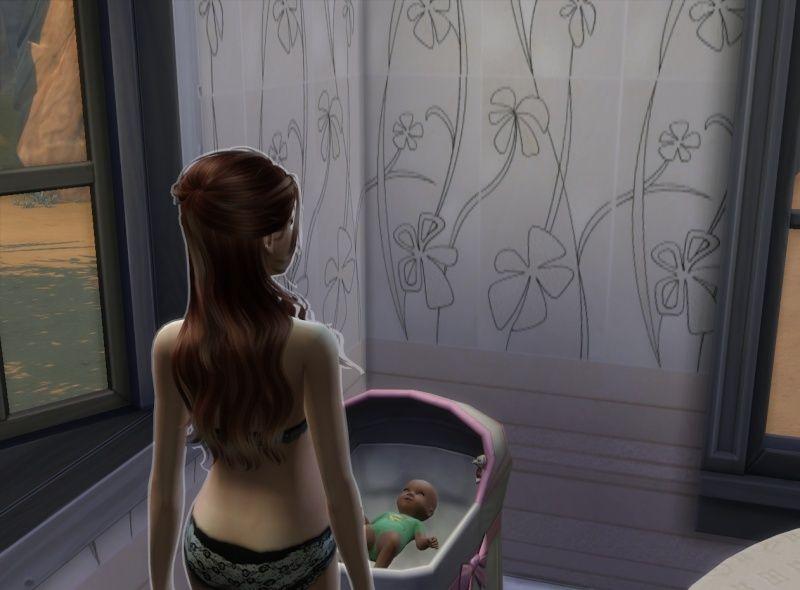 [Abandon]La Non-histoire de Vanessa Baby - 100 bébés challenge 20-04-35