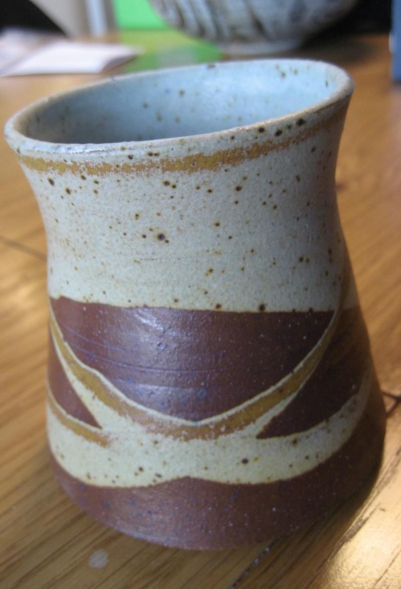 Stoneware Mug. No Mark But Someone Might Recognise Img_3212