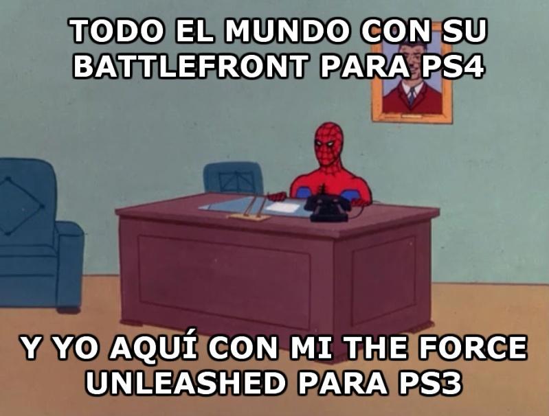 Batllefront Ps4 Spider10