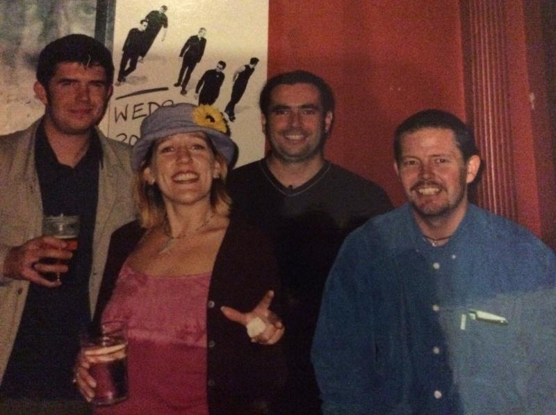 My old band pics  Image58