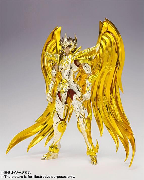 Myth Cloth EX Soul of Gold Aiolos du Sagittaire (22/09/16) 13010610
