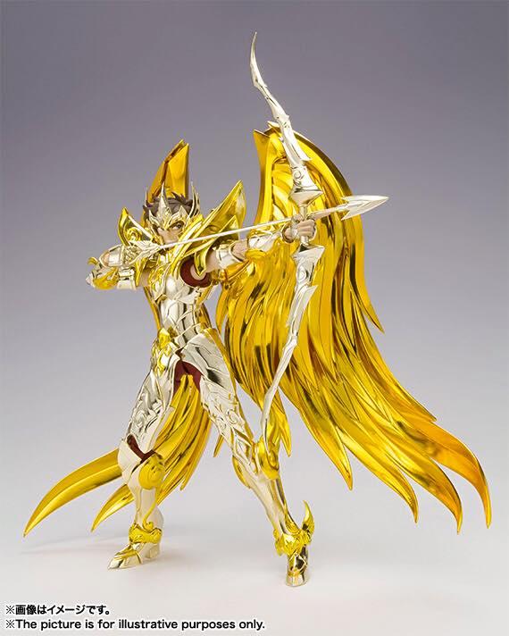 Myth Cloth EX Soul of Gold Aiolos du Sagittaire (22/09/16) 13015110