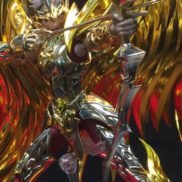 Myth Cloth EX Soul of Gold Aiolos du Sagittaire (22/09/16) Aiolos10