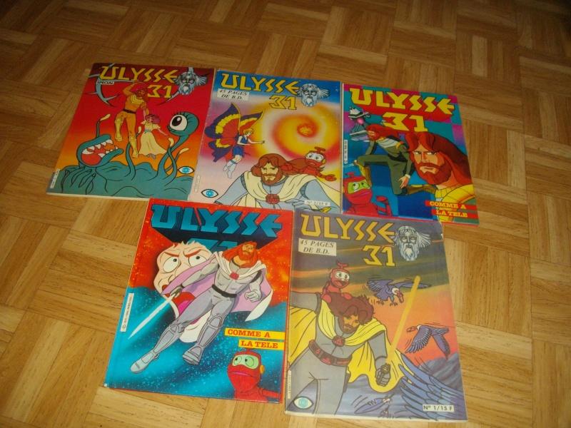 ULYSSE 31 : les jouets vintage et produits dérivés - Page 3 Imgp4120