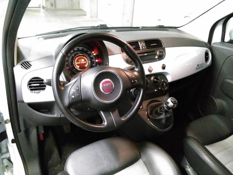 (Fiat 500 - 1.3 Mjet 75 Sport) La voiture a madame!! Img_2016