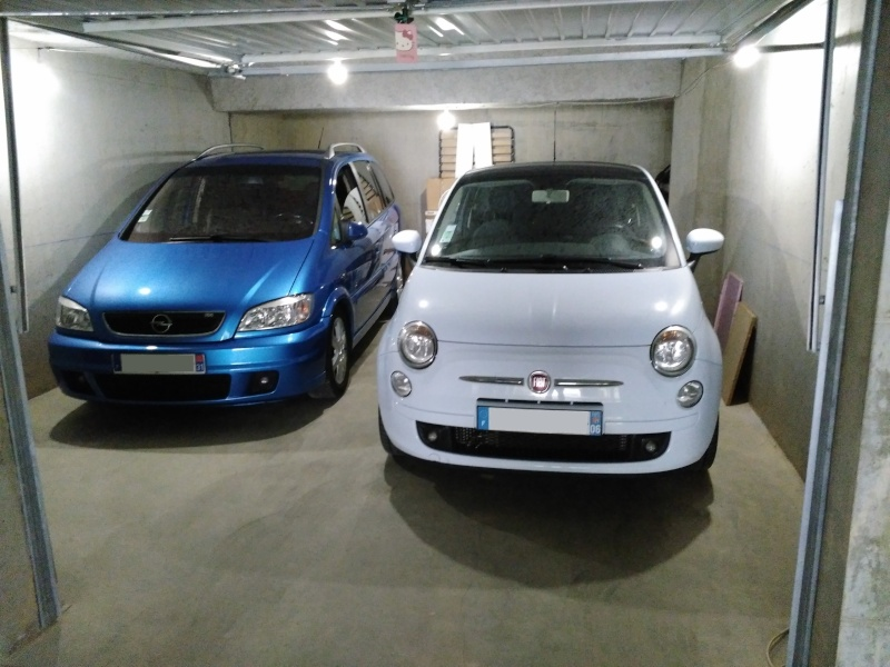 (Fiat 500 - 1.3 Mjet 75 Sport) La voiture a madame!! Img_2022
