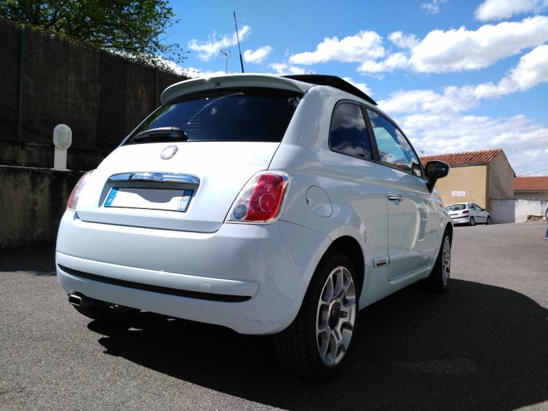 (Fiat 500 - 1.3 Mjet 75 Sport) La voiture a madame!! Img_2026