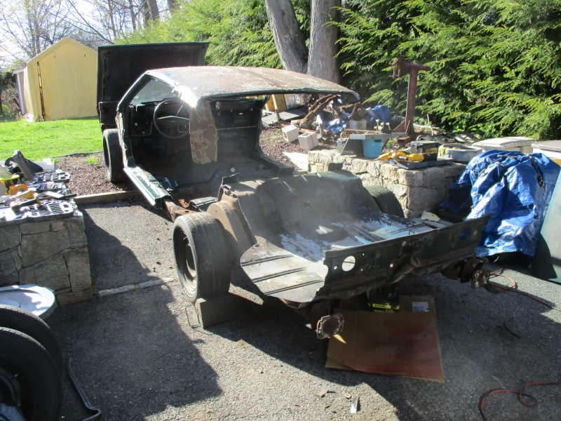 77 Impala 2-Door Part Out. Img_1810