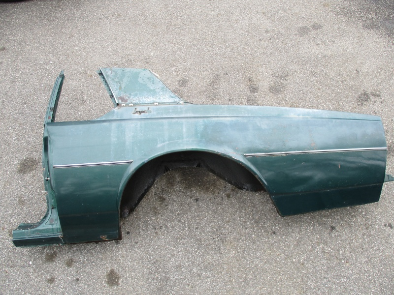 77 Impala 2-Door Part Out. Img_1910
