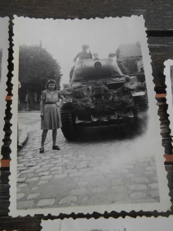 Lot de 5 photos libération d'une ville 28 août 1944 Dscn4567