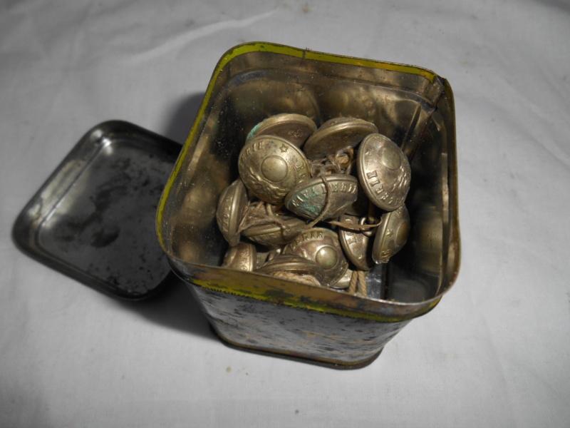 lot de boutons école de cavalerie de Saumur VENDU Dscn4670