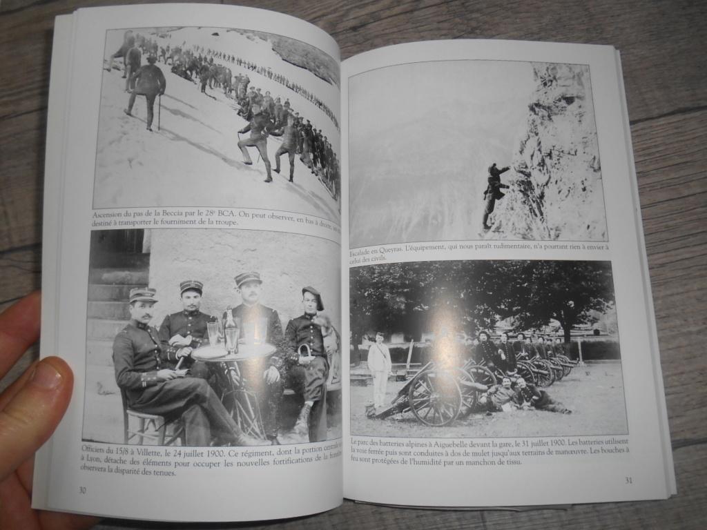 Livre : mémoire en image : les troupes alpines Dscn5817