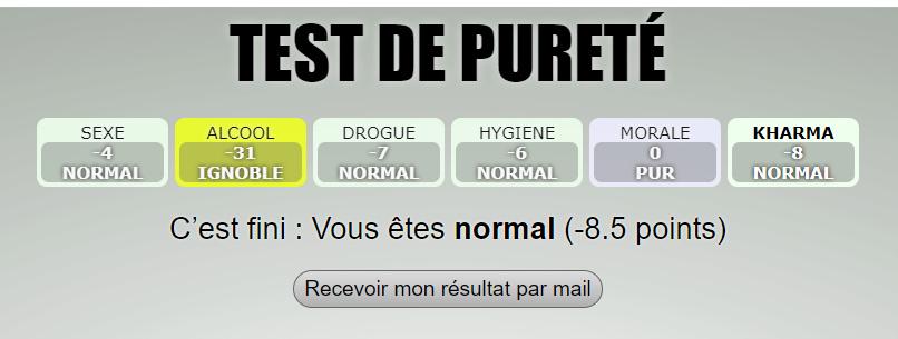 Le test de pureté  - Page 2 Purtzo10