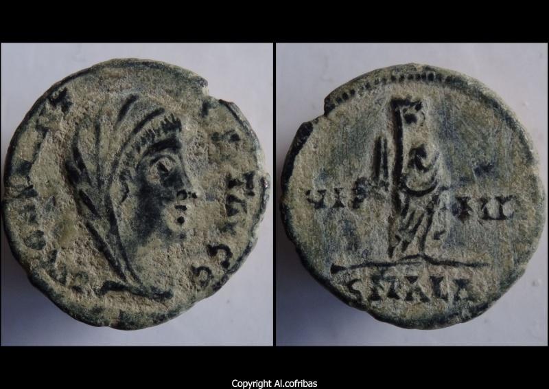 Nummi de consécration - Constantin I  Dv_ale11