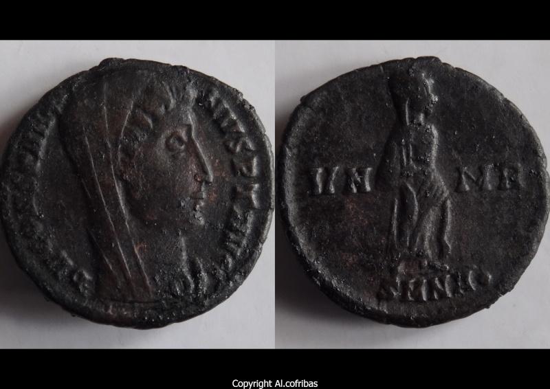 Nummi de consécration - Constantin I  Dv_con11