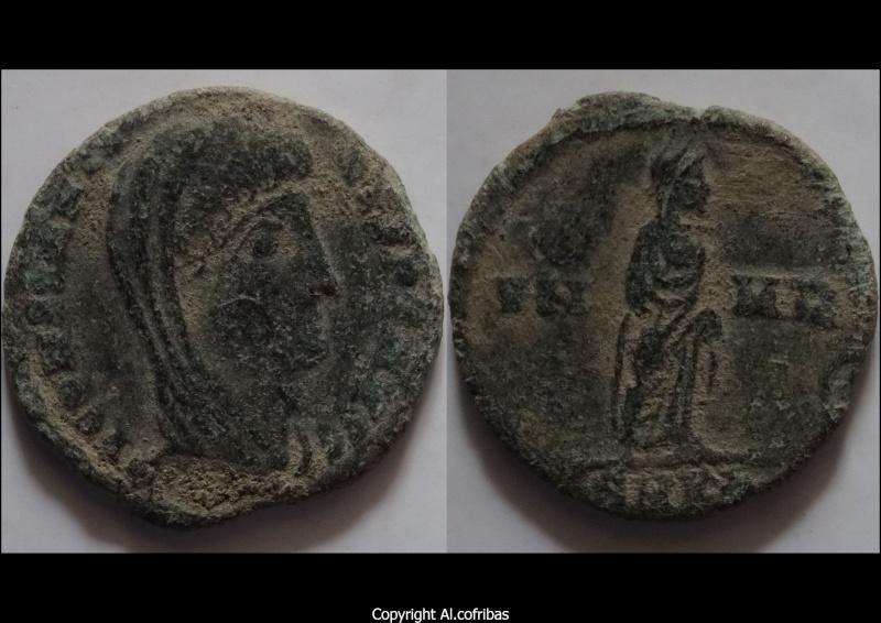 Nummi de consécration - Constantin I  Dv_cyz12