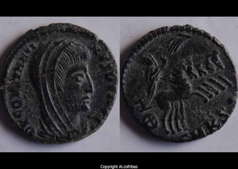 Nummi de consécration - Constantin I  Dv_cyz13