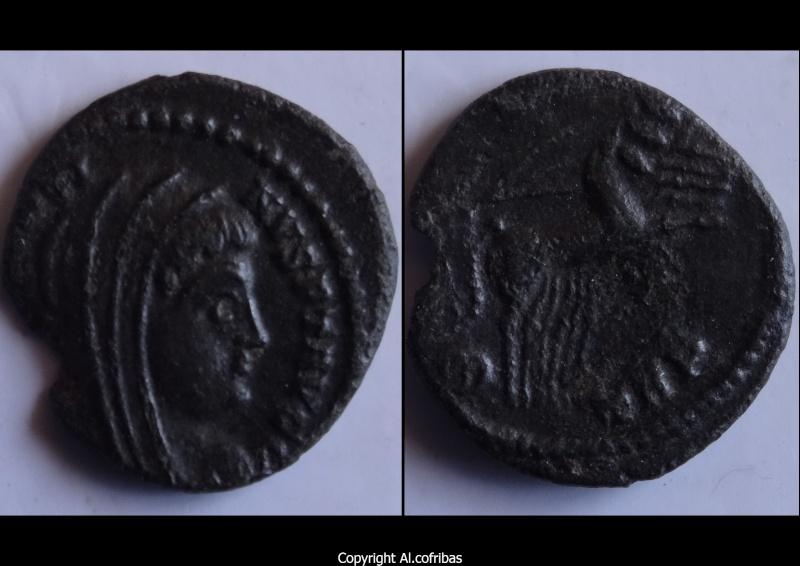 Nummi de consécration - Constantin I  Dv_tre10