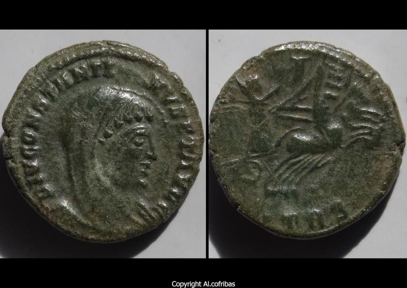 Nummi de consécration - Constantin I  Dv_tre11